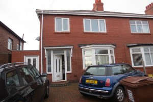 3 bedroom semi-detached house